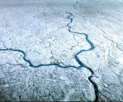 Algae blooms are adding to the melt of the Greenland ice sheet