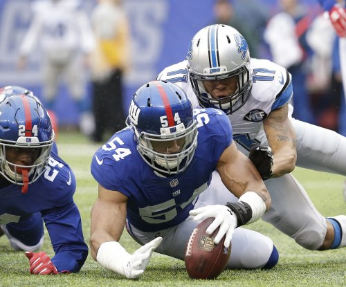New York Giants working without key players Odell Beckham Jr., Olivier Vernon during OTAs