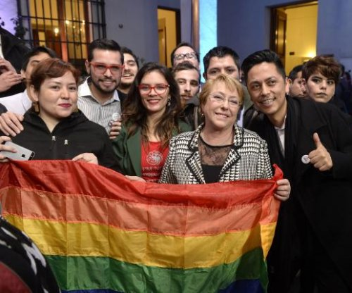 Chile's president promotes same-sex marriage bill as 'ethical,' 'fair'