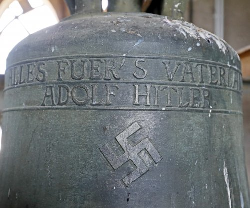 German village votes to let 'Hitler bell' remain in church
