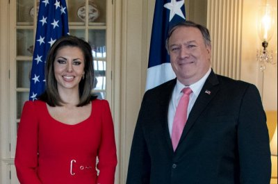 Morgan Ortagus named State Department spokeswoman