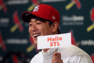 St. Louis Cardinals sign Korean left-hander Kwang-Hyun Kim