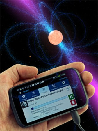 App lets phone owners participate in scientific projects