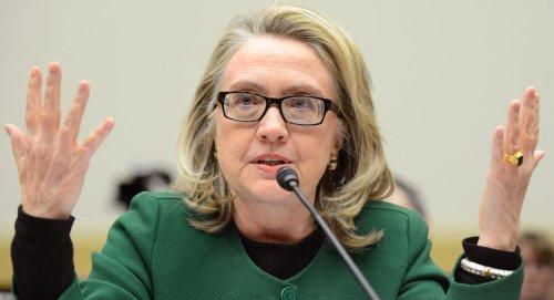 Johnson backtracks on criticism of Clinton