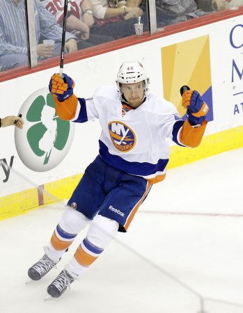 Islanders' Grabner out indefinitely with concussion