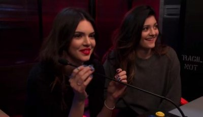 Kendall and Kylie Jenner prank woman who called them 'slutty'