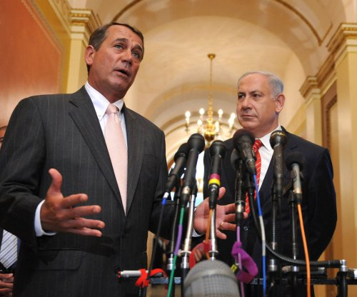 Speaker John Boehner schedules visit to Israel