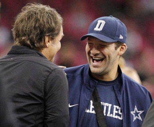 Romo practices, can't play for Cowboys until Nov. 22
