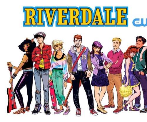 The CW orders live-action 'Archie' pilot, 'Riverdale'