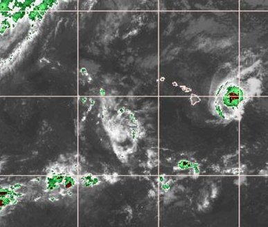 Madeline weakens to Category 1 but still headed for Big Island