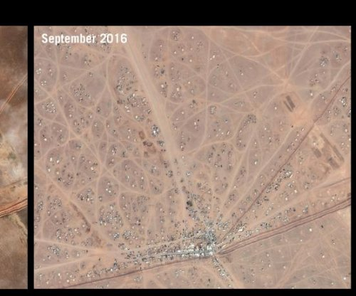 Amnesty International: 75,000 Syrian refugees trapped at Syria-Jordan border