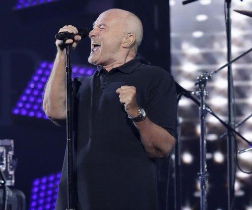 Phil Collins announces live shows in London, Cologne, Paris