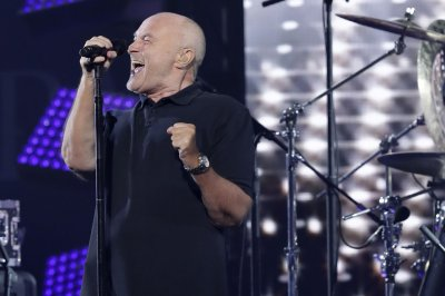 Phil Collins announces live shows in London, Cologne, Paris