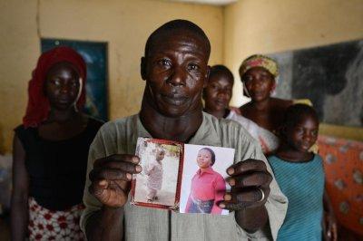Nigeria sends female police to guard women in refugee camps fleeing Boko Haram