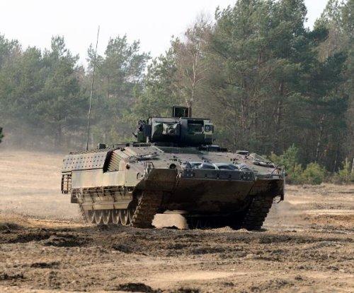 Rheinmetall enhancing Puma IFV for German army