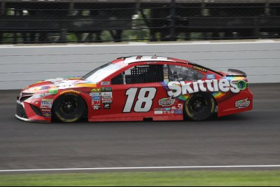 NASCAR: Kyle Busch zips to win in Zippo 200 at Watkins Glen