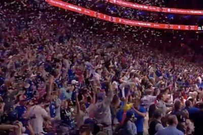 Philadelphia 76ers drop confetti after buzzer beater, lose game in overtime