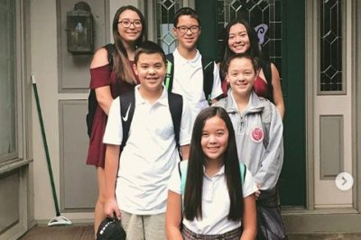 Kate Gosselin sends kids back to school: 'Proud mom'
