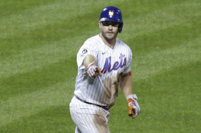 Pete Alonso homer, Michael Conforto catch lead Mets over Orioles
