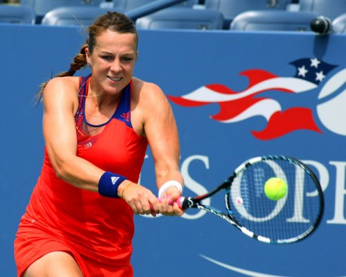 Pavlyuchenkova escapes upset, wins at KDB Korea Open