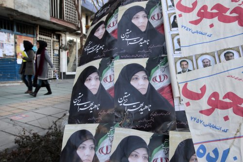 Iran readies for parliamentary elections
