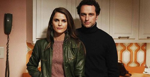 Keri Russell: 'The Americans' premiere will be steamy and incriminating