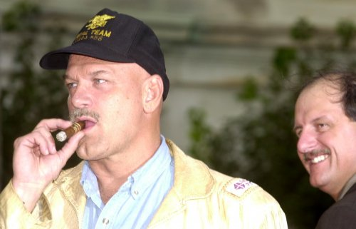 Jesse Ventura blames 'American Sniper' author for ruining his TV career