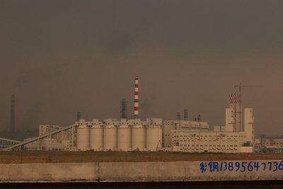 China utilizing coal mine emissions for power