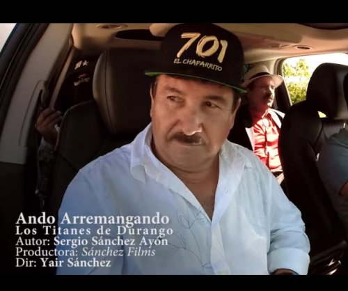 Mexican musician reveals man in music video is not 'El Chapo' but his father