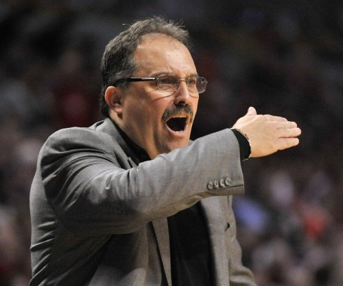 NBA fines Stan Van Gundy for remarks about refs