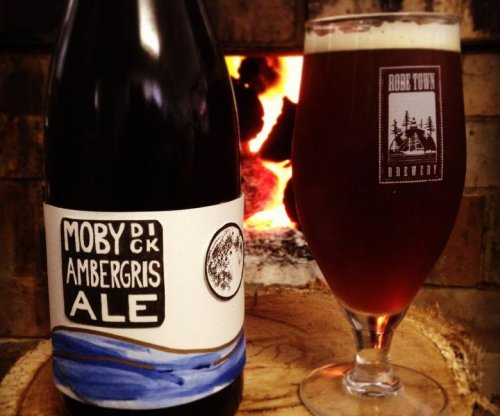 Australian brewery offers 'whale vomit' beer