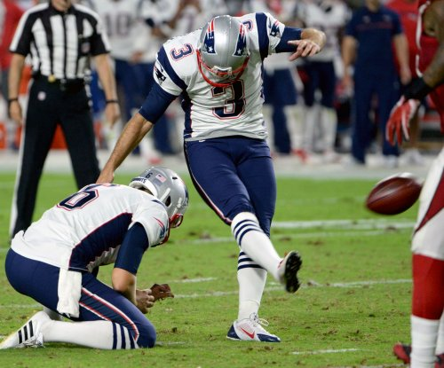 New England Patriots K Stephen Gostkowski (illness) misses practice