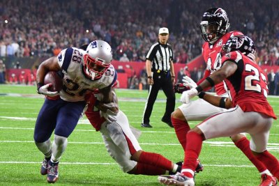 Blandino: New England Patriots RB James White's OT TD was reviewed