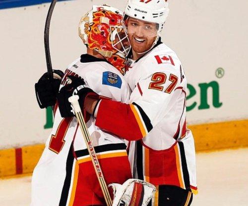 Chad Johnson, Calgary Flames hand Florida Panthers third straight home loss