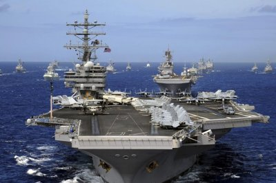North Korea warns of 'big bag of gifts' following U.S. exercises