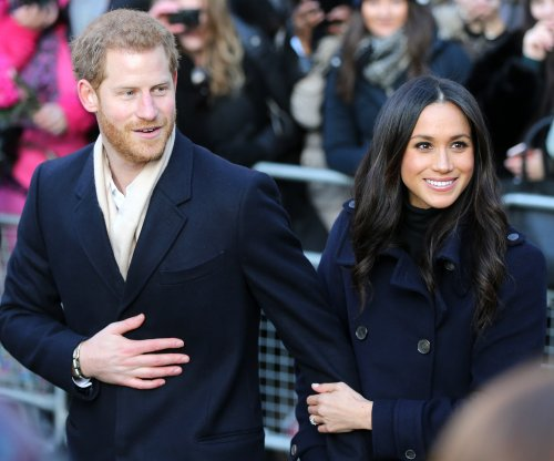 Prince Harry, Meghan Markle make first joint royal visit