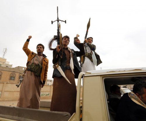 U.S. sanctions five Iranians for supplying missiles to Yemeni rebels