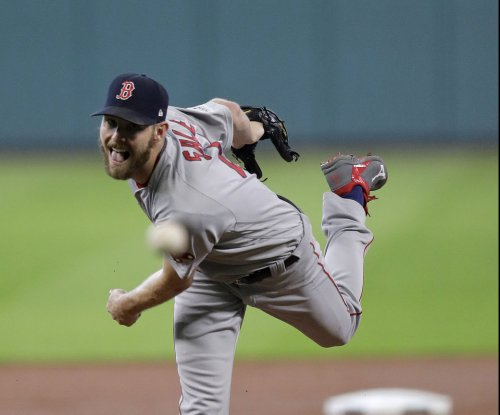 Sale, Red Sox square off with White Sox