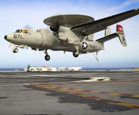 Navy orders two E-2D Advanced Hawkeye planes from Northrop Grumman