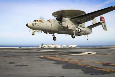 Navy orders two E-2D Advanced Hawkeye planes from Northrop Grumman
