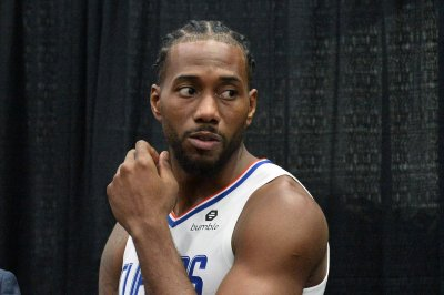 Los Angeles Clippers' Kawhi Leonard out vs. Jazz for load management