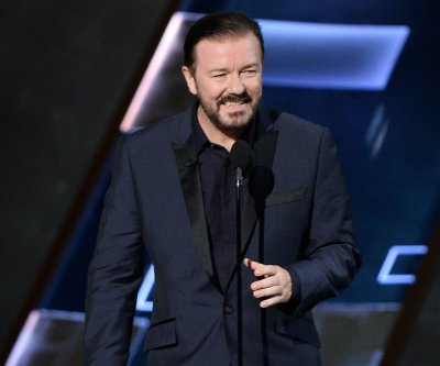 Ricky Gervais to return as host of the Golden Globes