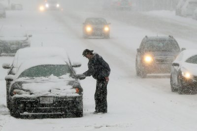 Biggest snowstorm of season predicted to hit central U.S.