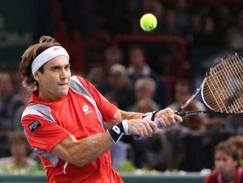 Ferrer, Almagro lead Spain in Davis final