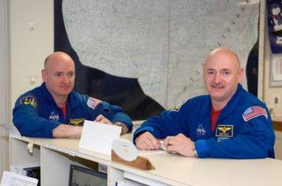 Twin astronauts to be studied 'as one' in space research