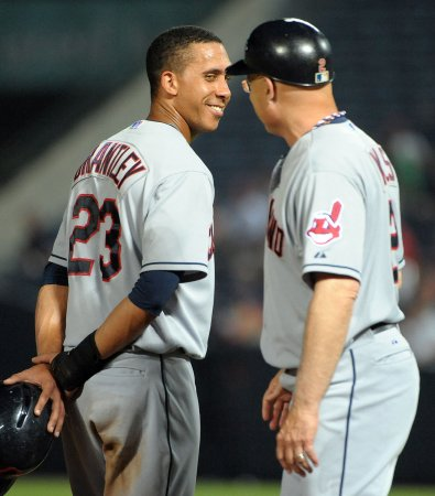 Cleveland routs the Rockies