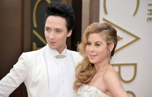 Tara Lipinski and Johnny Weir will reunite to cover the Kentucky Derby