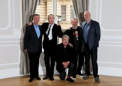 Monty Python farewell show will be shown in movie theaters worldwide