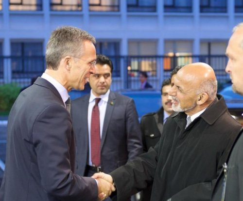 NATO chief meets with Afghan leaders to mark 'new chapter of cooperation'