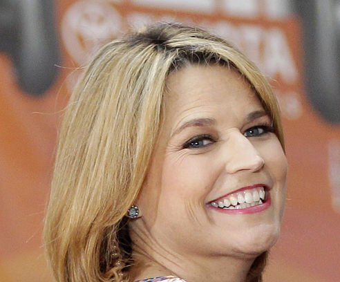 Savannah Guthrie's contract renewed at 'Today'
